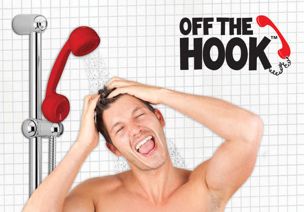 34 Quirky Shower Accessories