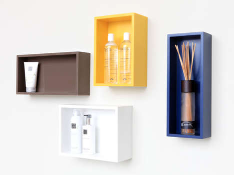 Colorful Bathroom Fixtures