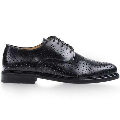 Dapper Laser Cut Shoes