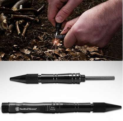 Fire-Starting Writing Tools