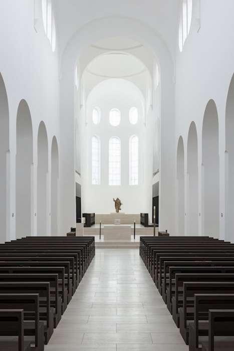 Minimalist Church Designs
