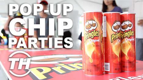 Pop-Up Chip Parties