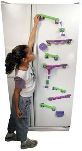 Magnetic Marble Playgrounds