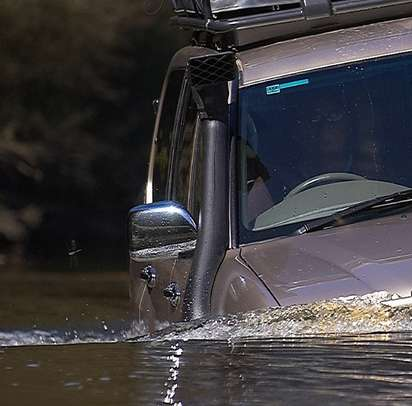 Engine-Saving Car Snorkels