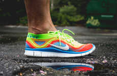 Sock-Like Sneakers (UPDATE) - The Nike Free Flyknit 2013 Launch Collection is Like a Second Skin
