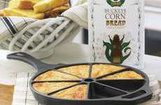 Pre-Seasoned Cookware - This Cornbread Skillet is Already Seasoned for Your Convenience