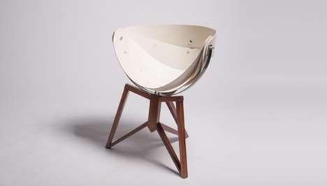 Shell-Like Seating