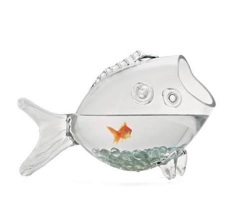 Self-Referential Fish Habitats