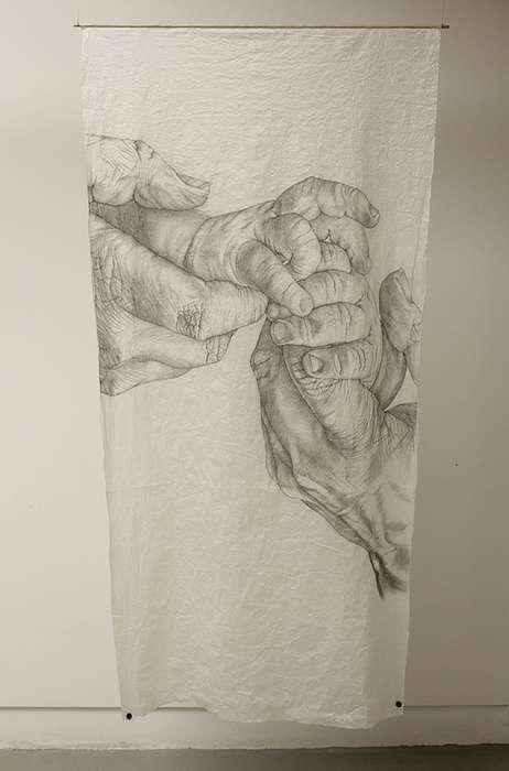 Intimate Hand Portraits