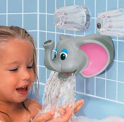Animal Bubble Bath Dispensers
