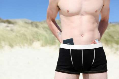 Travel-Proof Undies