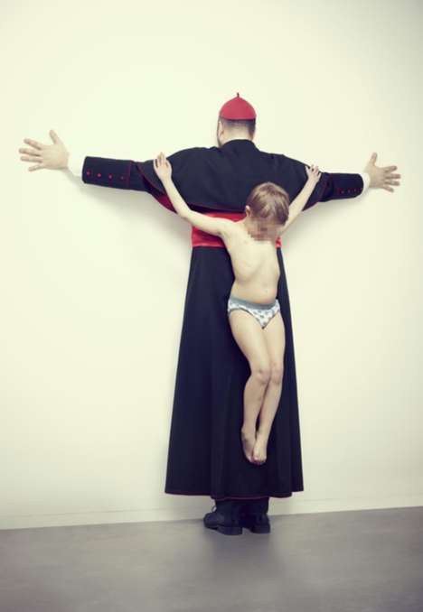 Provocative Child Abuse Photography