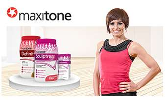 Body-Replenishing Fitness Fuels - Boost Your Workout with Products from Maxishop