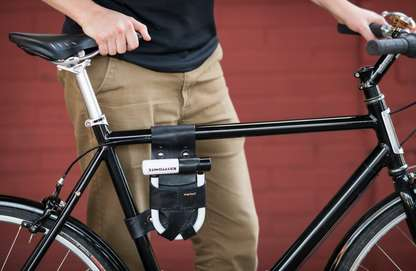 Bike Lock Holsters