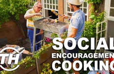 Social Encouragement Cooking