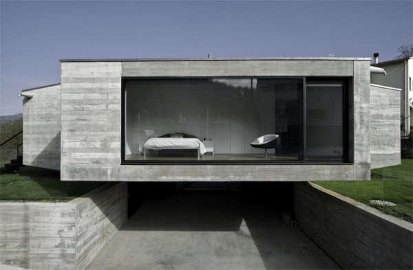 57 Modern Concrete Structures