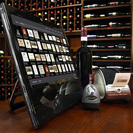 Vintage Vino Trackers