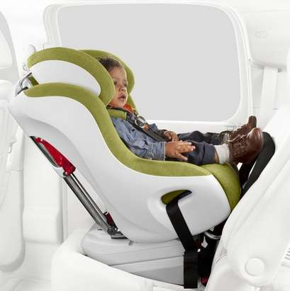 Impact-Reducing Car Seats