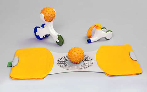 Multisensory Children Toys - Joyco by Jowan Baransi Focuses on Kids Who Suffer from Autism