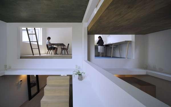 35 Luxurious Loft Residences