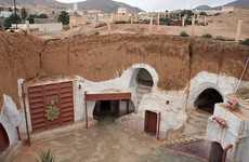 Unearthly Hotel Locations - This Star Wars Hotel Acted as Luke Skywalker's Tatooine Hometown