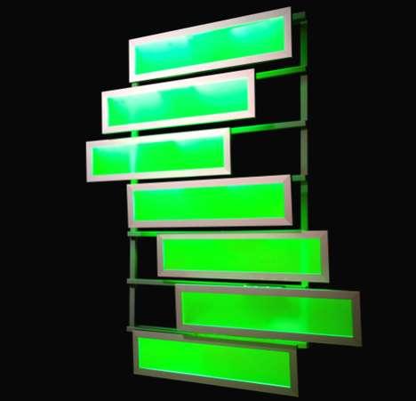 Stunning Sound-Activated Lighting