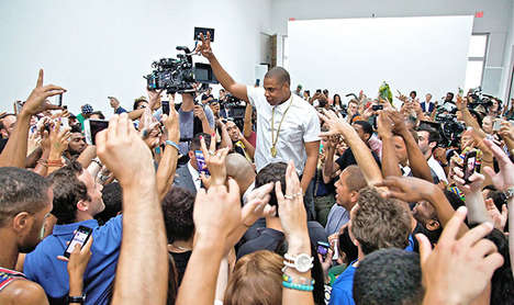 Rapper Performance Art - The 'Picasso Baby' by Jay Z Film Explores Musical Genre in Gallery Space