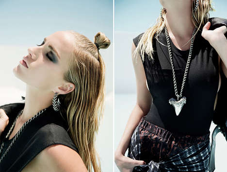 Chic Predatory Jewelry Collections