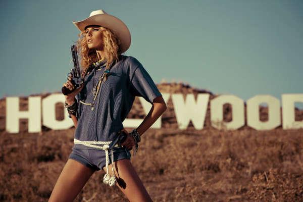 73 Modern Cowgirl Looks