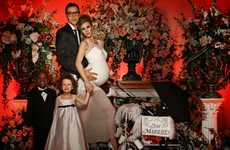 Quirky Wedding Photoshoots - The ANTM 'The Girl Who Gets Married Again' Photoshoot is Entertaining