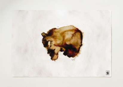 Watercolor Animal Ads
