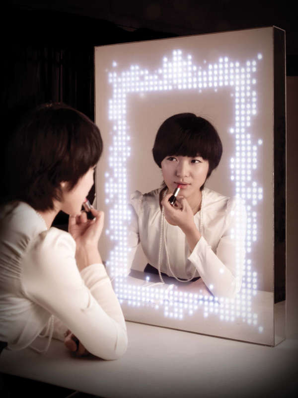 52 Fantastic Futuristic Mirrors
