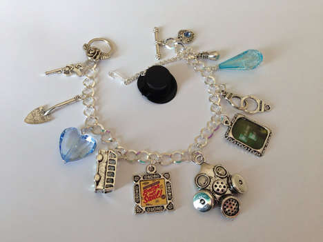 Drama-Inspired Charm Bracelets