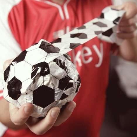 Soccer-Themed Tape