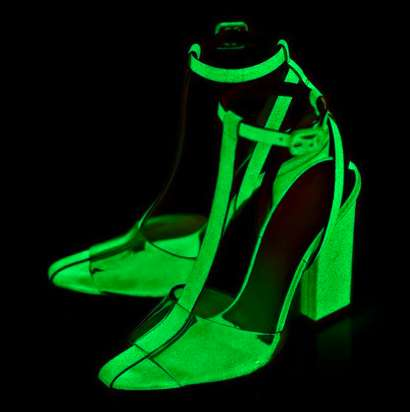 Glowing Light-Up Sandals