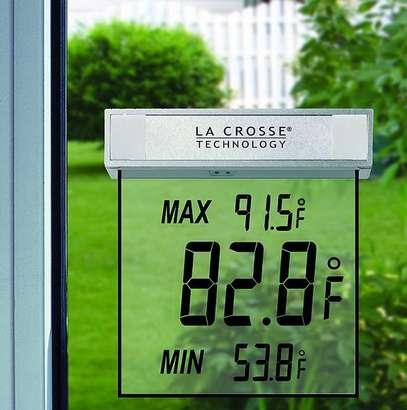 Window-Mounted Weather Readers