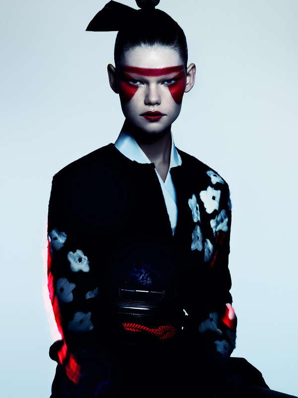 54 Samurai-Inspired Styles