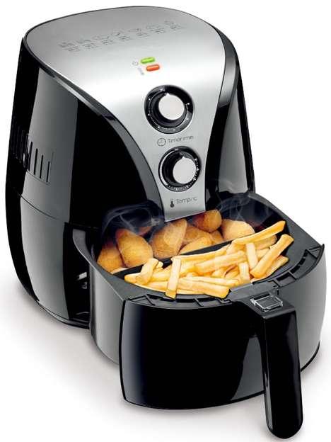 Oil-Free Deep Fryers
