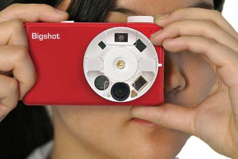 DIY Digital Camera Kits - Build Your Own Camera with the Educational Bigshot Set