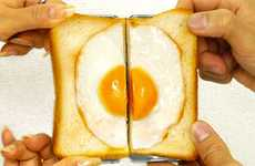 Deceptive Egg Phone Cases - This is not a Fried Egg, but a Delicious SmartPhone Cover