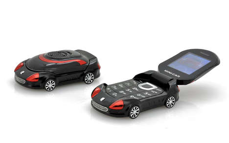 Miniature Automotive Phones