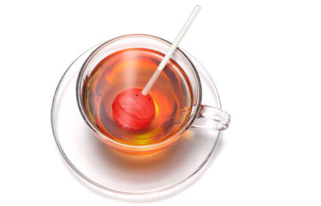 Lollypop-Like Tea Infusers - This Tea Infusion Tool Makes Tea Time Tantalizingly Sweet
