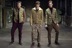 Boisterous British Fashion