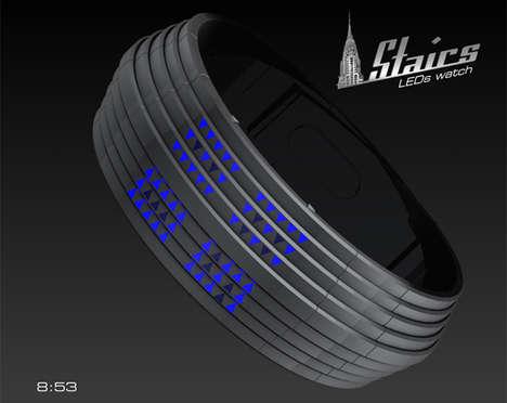 Elliptical Timekeeper Designs