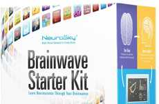 Mind-Reading Headsets - The Wireless Brainwave Starter Kit Helps Train Your Thoughts