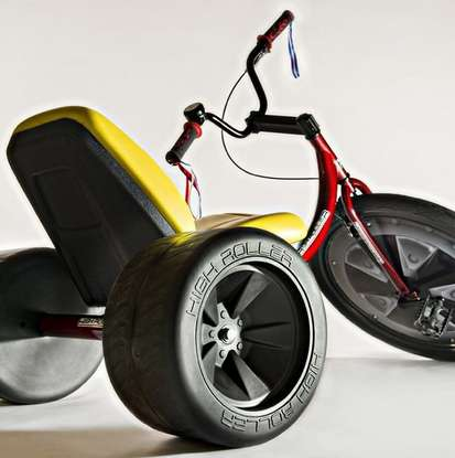 Adult-Sized Trikes
