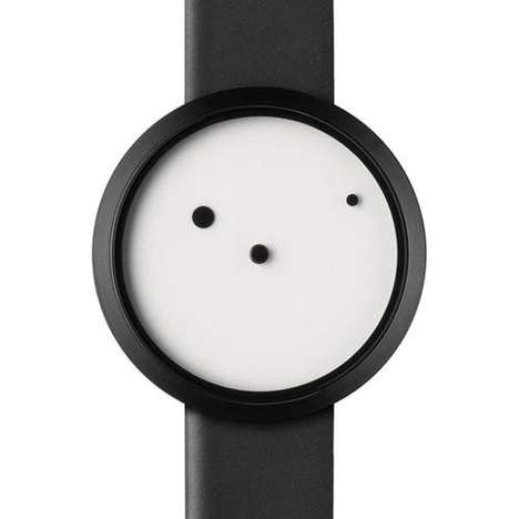 Minimally Marked Watches