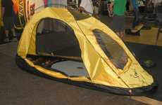 Paddleboard Tents - The Coreban Ultimate Adventure Lets You Sleep on Your Board Comfortably