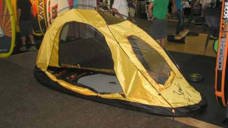 Paddleboard Tents