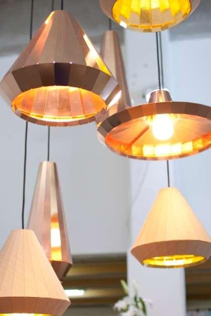 Prismatic Pendant Illuminators